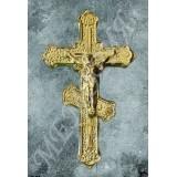 Накладка крест большой с распятием  (1,2.1.Н)