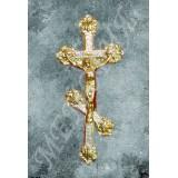Крест узорный 17см*37см (1,32.1.Н)