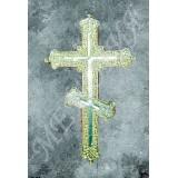 Крест большой 21см*39см (1,9.1.Н)