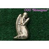 Накладка ангел молящийся Н=12 см. (549850.2.Н)