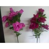 Букет Роза натуральная бархат