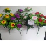 Букет Китайская роза 7 голов